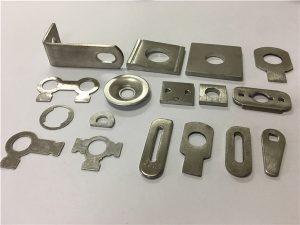 NO.58-A2-70 SS304 Altzairu herdoilgaitzezko metalezko estanpaziorako pieza