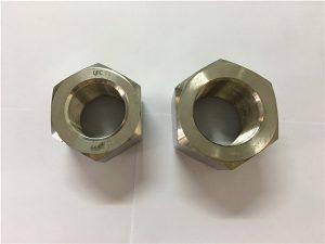 111. zk.-Fabrikazio nikel aleazioa A453 660 1.4980 hexazko fruitu lehorrak