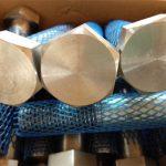hornidura handiko lotura finko mekanikoak luzera handiko hexazko torlojua eta azkoina